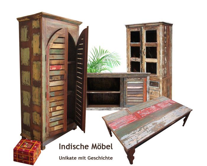 de kolonialmoebel indische moebel. Black Bedroom Furniture Sets. Home Design Ideas
